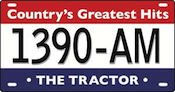 1390 The Tractor KUSA Talk 980 KBBO Yakima