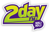 105.1 2Day Today 2DayFM 101.1 Z101.1 CFLZ CJED Niagara Falls Fort Erie Vista EdFM Ed