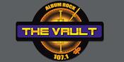 Yo 107.1 The Vault Album Rock W296AI Montgomery Bluewater