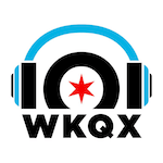101WKQX Q87.7 101 WKQX Q101 Chicago Alternative PJ Brian Phillips Lauren StabWalt