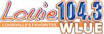 Louie 104.3 Way-FM WLUE WAYG ESPN 680 105.7 WHBE WTUV-FM Louisville