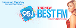 Majic Magic 95.1 BestFM Best FM WAJI Fort Wayne