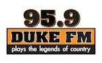95.9 Duke DukeFM Classic Country Legends WDKE Terre Haute X95.9 X 95.9 WXXR Rock