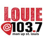 Louie 103.7 St. Louis Rickroll Rock Woody Show