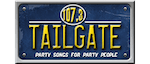 Tailgate 107.3 WKAZ Charleston West Virginia KRock K-Rock Party Songs
