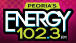 Energy 102.3 WDQX Peoria Max-FM Max MaxFM Rocks