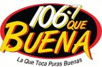 Mix 106.7 La Que Buena KCHX Midland Odessa