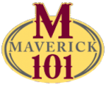 Maverick 101 102.7 100.9 KVMK  K274CM Bryan College Station