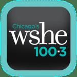 Chicago's 100.3 WSHE WILV Hubbard Chicago