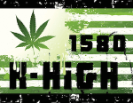 1580 KHIgh KHIG K High Colorado Springs Pot Talk Radio Marijuana SoCo Radio Dr. Gene Hood Pilgrim Communications