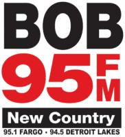 Bob 95 95.1 KBVB Fargo Radio Fargo-Moorhead 94.5 KSKK Frazee Detroit Lakes