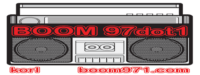 Boom 97.1 KORL Honolulu H Hawaii Media Radio-One Trademark