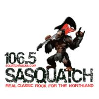 ESPN Radio 560 WEBC Duluth Christmas Ho Ho 106.5 Sasquatch Rocks