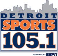 Drew Lane Matt Dery Detroit Sports 105.1 WMGC
