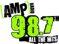 Amp Radio 98.7 WDZH Detroit Rat & Puff Coop Show