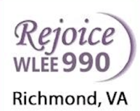 Rejoice 990 WLEE Richmond 1540 WREJ Jim Jacobs Davidson Media