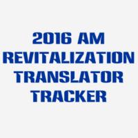 2016 AM Revitalization Translator Tracker