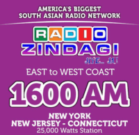 La Invasora 1600 Radio Zindagi WWRL New York