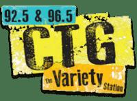 96.5 CTG 92.5 WICO-FM Pocomoke City Salisbury WCTG Chincoteague