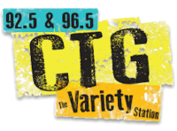 96.5 CTG 92.5 WICO-FM Pocomoke City Salisbury WCTG Chincoteague