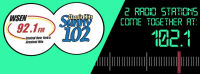 Sunny 102 WZUN 92.1 WSEN-FM Syracuse Classic Hits