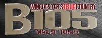B105 104.9 WZFC 105.5 WXBN Winchester True Country