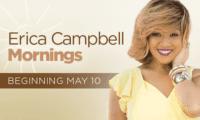 Erica Campbell Mary Mary Yolanda Adams Morning Show Radio-One Reach Media Praise 1190 WLIB