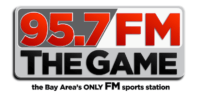 95.7 The Game KGMZ San Francisco 102.9 KBLX  98.5 KFOX KUFX San Jose Oakland Raiders