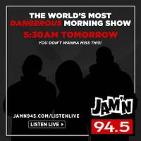 Breakfast Club Jamn 94.5 WJMN Boston Frankie V Ashlee Feldman