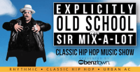 Explicitly Old School Sir Mix-A-Lot Benztown KUBE 104.9 Jam'n 107.5 93.9 The Beat