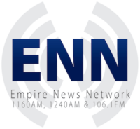 Empire News Network 1160 WAIX Mix 106.1 Sporty 1240 WPTR Albany