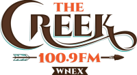 The Creek 100.9 WNEX-FM Macon Brad Rob Evans Tim Griffiths AAA Americana