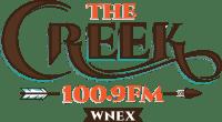 The Creek 100.9 WNEX-FM Macon Brad Rob Evans Tim Griffiths AAA Americana