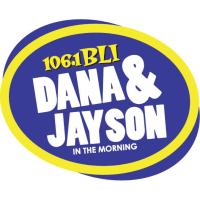 Dana DiDonato Jayson Prim 106.1 WBLI Long Island