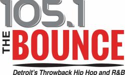105.1 The Bounce WMGC Detroit Classic Hip-Hop