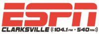 ESPN Clarksville 100.7 104.1 540 WKFN Saga Outlaw