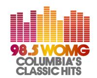 Classic Hits 98.5 WOMG Nash Icon Columbia
