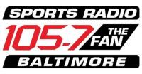 Steve Davis Rob Long Ed Norris 105.7 The Fan WJZ-FM Baltimore