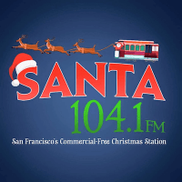 Santa 104.1 K281BU KISQ-HD2 San Francisco