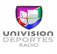 Univision Deportes Radio 1280 WADO New York 1140 WQBA Miami 1020 KTNQ Los Angeles