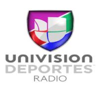 Univision Deportes Radio 1280 WADO New York 1140 WQBA Miami 1020 KTNQ Los Angeles
