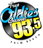 True Oldies Channel 93.5 The Bar WBGF Belle Glade West Palm Beach