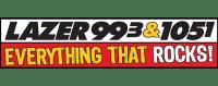 Lazer 99.3 WLZX-FM 1600 WLZX WHNP East Longmeadow 105.1 Springfield