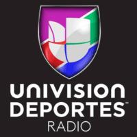 Univision Deportes Radio 1280 WADO New York 1020 KTNQ Los Angeles 1200 WRTO Chicago