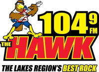 104.9 The Hawk 107.7 WTPL 101.5 WZEI Lakes Media Great Eastern