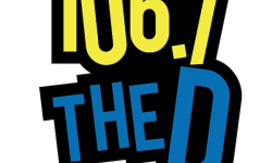 106.7 The D WDTW-FM Detroit Alan Cox