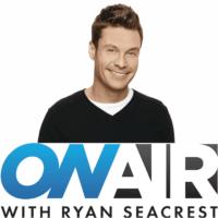 Ryan Seacrest On Air 102.7 KIIS-FM Kelly Ripa Sisanie