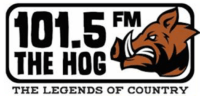 101.5 The Hog Real American Country 98.7 KLBQ KMLK
