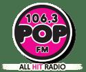Lazer Broadcasting 106.3 Pop-FM KWNZ Shamrock
