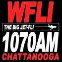 1070 WFLI Jet-Fli Chattanooga Hits Headlines